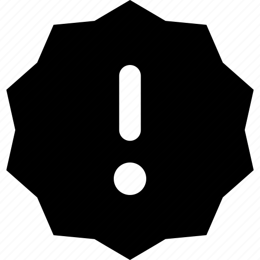 alert, special icon