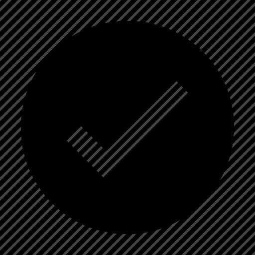 basic tick, check mark, checked symbol, correct, tick icon