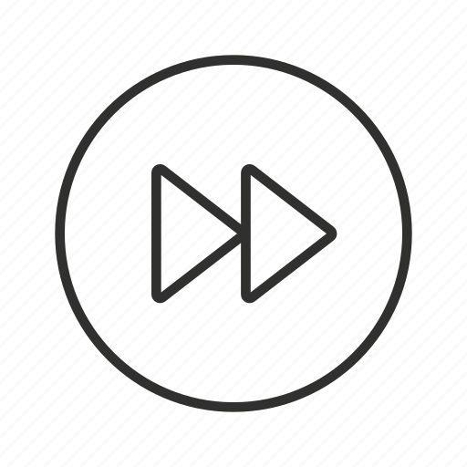fast, fast forward, fast forward button, fast forward icon, fast forward logo, forward, remote icon