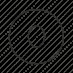 none, number, zero, zero ball, zero button, zero icon, zip icon