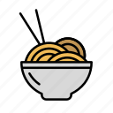 cooking, food, fruit, gastronomy, healthy, restaurant, spaghetti icon