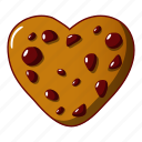 biscuit, cartoon, cheesecake, cookie, logo, object, tasty