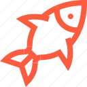 fish, food, salmon, tuna icon