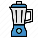blender, cooking, food, kitchen, mixer icon