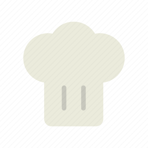 chef, colour, cooking, hat, kitchen, restaurant, toque icon