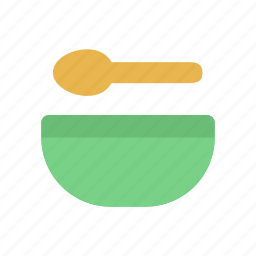 baking, bowl, colour, cooking, kitchen, mixing, pastry icon