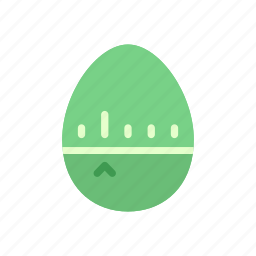 colour, cook, cooking, egg, kitchen, time, timer icon