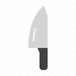 chef, chop, colour, cooking, kitchen, knife icon