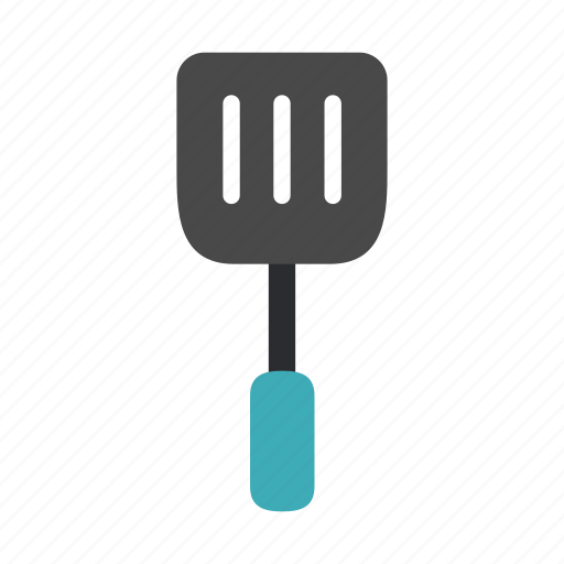 colour, cook, cooking, fry, kitchen, spatula, utensil icon
