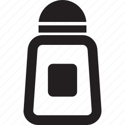 bottle, cooking, food, pepper, spice icon