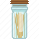 bottle, cooking, food, kitchen, pasta, spaghetti, yumminky icon