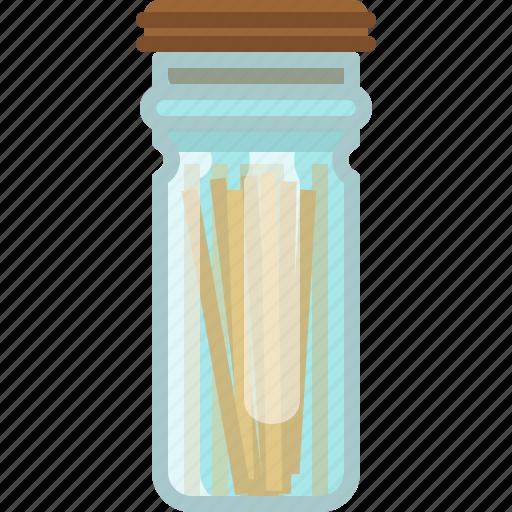 bottle, cooking, food, kitchen, pasta, spaghetti, yumminky icon