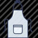 clothes, apron, chef