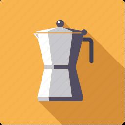 coffee, device, espresso, household, kitchen, machine icon