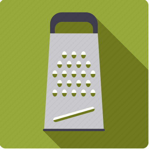cooking, grater, household, kitchen, tool, utensil icon
