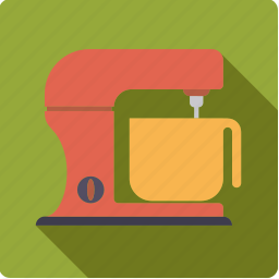 appliance, cooking, device, household, kitchen, kneading, machine icon