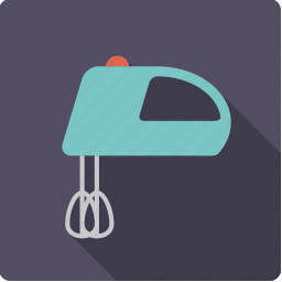 appliance, cooking, device, electrical, household, kitchen, mixer icon