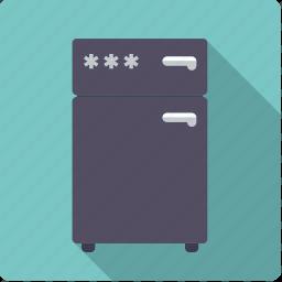 appliance, device, fridge, household, kitchen, refrigerator, storage icon