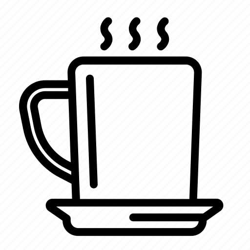 beverage, coffee, cookware, cup, drink, kitchen, tea icon