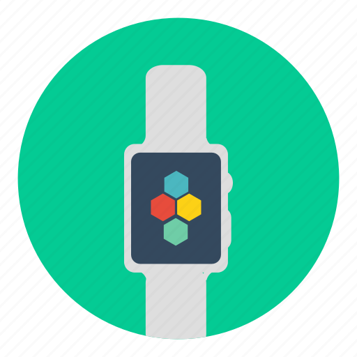 alarm, apple, device, iwatch, smartwatch, time, watch icon