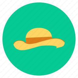 accessory, cap, cowboy, fashion, hat, hipster, straw icon
