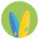 beach, hobby, holiday, sports, surf, surfing, water icon