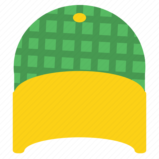 accessory, cap, clothing, fashion, sports, style, wear icon