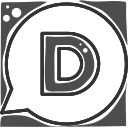 disqus, logo, social networks icon