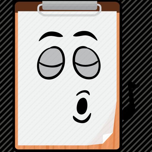 'Copy Paste Clipboard Emojis' by Vector Toons