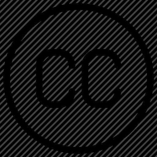 commun, copy, creative, design, sign icon