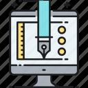 design, drawing, illustrator, pen, photoshop, software