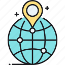 geographical, geographical indications, globe, gps, indications, location icon