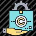 copyright, industrial, design, industrial design copyright