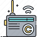 broadcast, copyright, radio, radio broadcast copyright, radio station