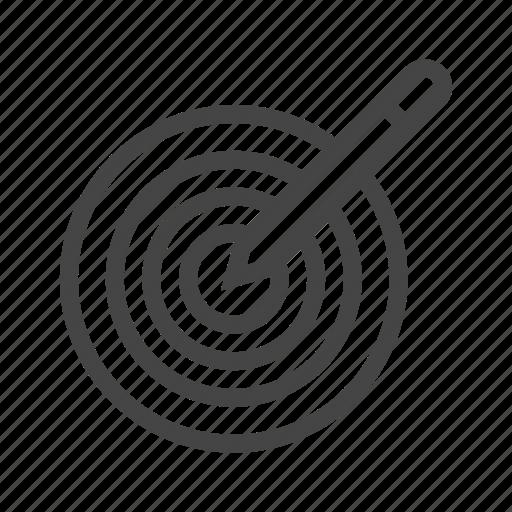 copywriting, document, file, paper, pen, target, writing icon