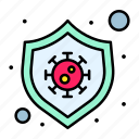 protection, safety, shield, virus