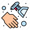 corona, hand, sanitizer, spray