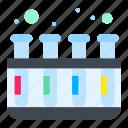 lab, test, tubes