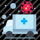 emergency, hospital, medical, transportation, vehicle