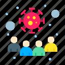 corona, infection, people, transmission, virus