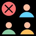 corona, coronavirus, infection, patient, people, spread, virus icon