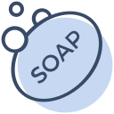 cleaning, corona, coronavirus, soap, virus, wash icon