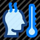 covid19, coronavirus, fever, thermometer, sick, temperature