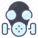 gas, mask, nuclear, pollution, toxic
