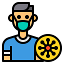 avatar, coronavirus, mask, medical, people