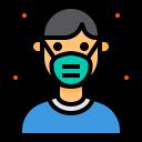 avatar, coronavirus, covid, mask, medical, people