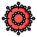 corona, corona virus, coronavirus, disease, epidemic, virus icon