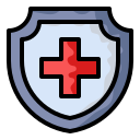 health, healthcare, medical care, protection icon