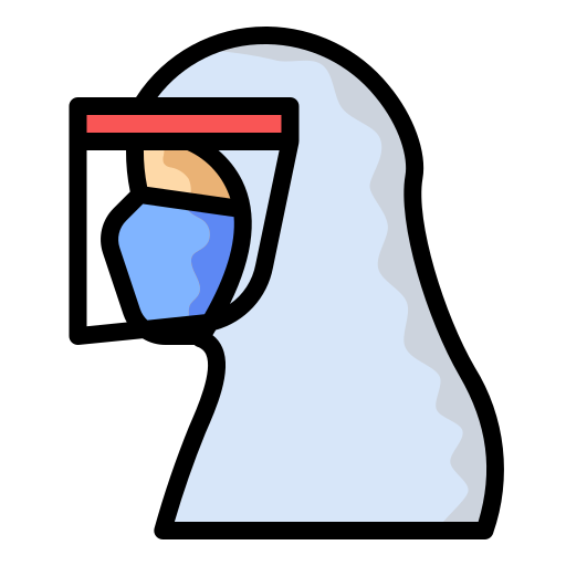 clothes, doctor, mask, protection, safety icon