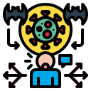 bat, coronavirus, covid, human, spread, virus